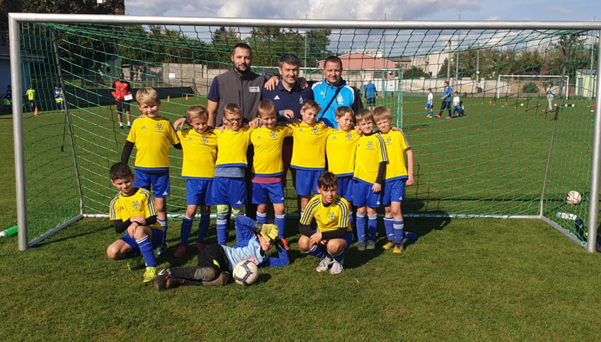 U9 jede za Ondrášovkou Cup do Prahy!