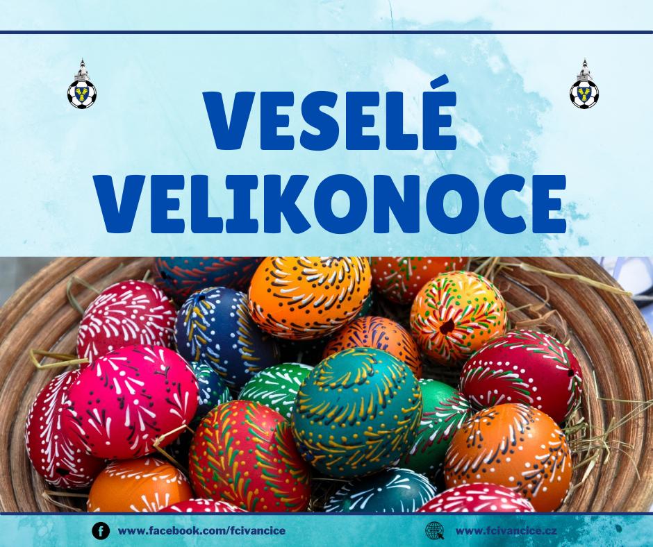 Všem krásné Velikonoce!