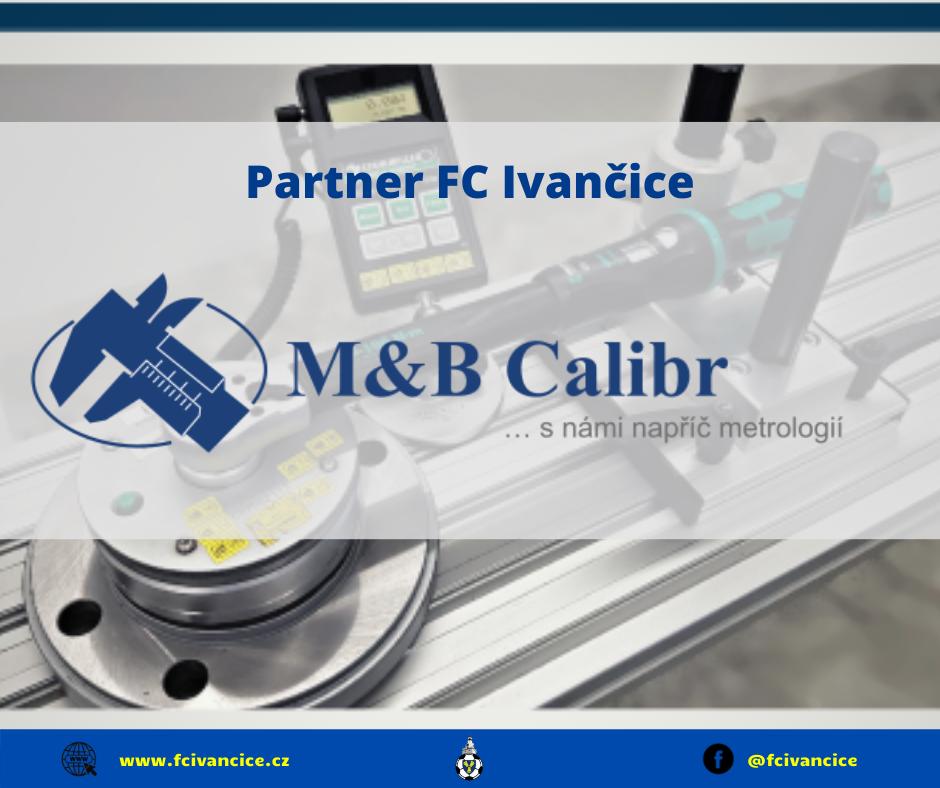 Partnerství s M & B Calibr pokračuje!